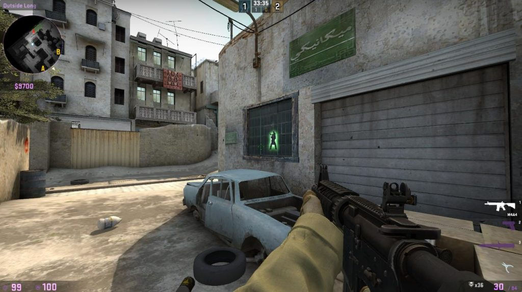 Counter Strike CSGO Hile Simple Multihack