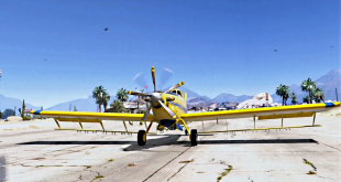 GTA 5 Hile Air Tractor AT-802 Yeni Ucak Modu
