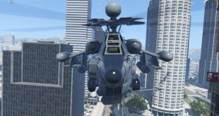 Gta 5 Hile Mi-28 Night Hunter Savaş Helikopter Modu