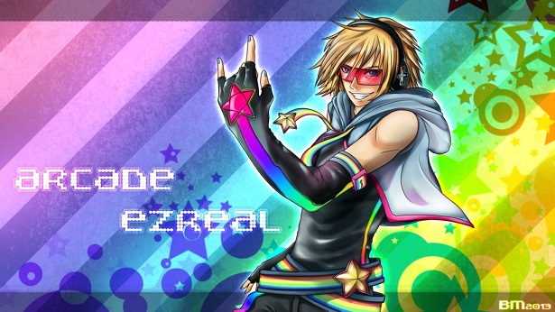 League Of Legends Hile Ezreal Gia Lap Skin
