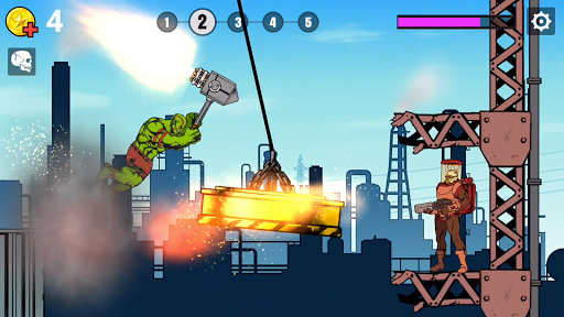 LIMP HEROES -PHYSICS ACTION!-
