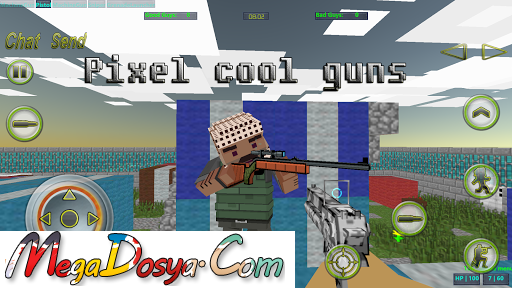 Pixel Gun Warfare Multiplayer