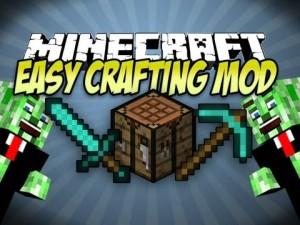 Minecraft New Easy Crafting