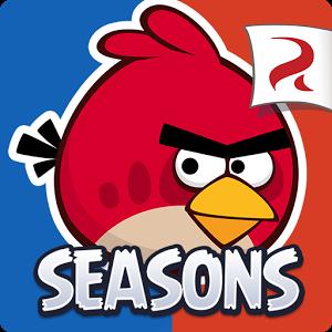 Angry Birds Seasons sınırsız item hileli Apk