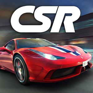 CSR Racing v2.1.0 Limitsiz PARA hile Apk indir