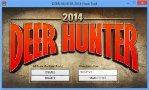 Deer Hunter 2014 Hile Botu indir