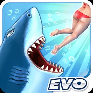 Hungry Shark Evolution Elmas ve Para Hileli Apk