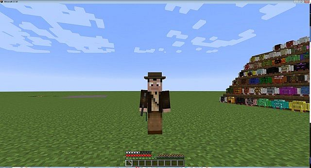 Minecraft adventure backpack mod! 1. 7. 10 (br) youtube.