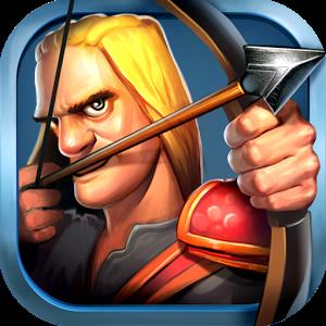 Archers Clash v1.008 Hile Apk indir
