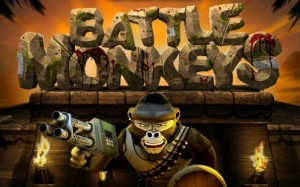 Battle Monkeys Multiplayer v1.3.6 Hileli Apk indir