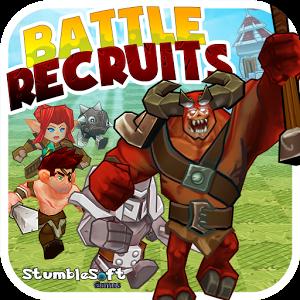 Battle Recruits v1.3 Android Apk Hile indir
