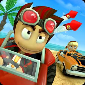 Beach Buggy Racing v1.2 Hileli Apk indir