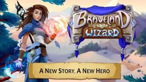 Braveland Wizard v1.0.1 Android Hileli Apk indir