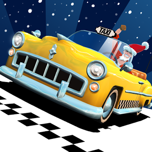 Crazy Taxi City Rush v1.4.2 Android Para Hileli Apk indir