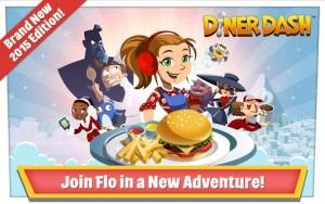 Diner Dash v1.3.4 Android Hileli Apk indir