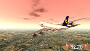 Flight Simulator Paris FULL HD v1.3.0 Hile Apk indir