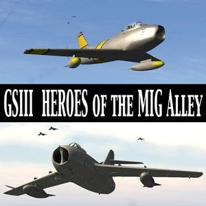 GS-III Heroes of the MIG Alley v3.7.5 Android Apk indir