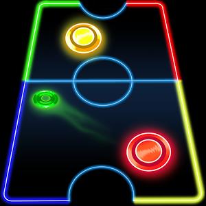Glow Air Hockey v1.0.4