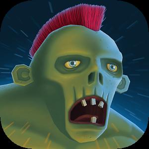 Grouchy Zombies v1.4 Android Hile Modlu Apk indir