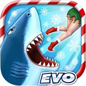 Hungry Shark Evolution v2.9.2 Hileli Apk indir