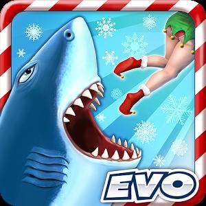 Hungry Shark Evolution v2.9.4 Android Hileli Apk indir