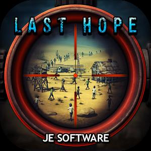 Last Hope Zombie Sniper 3D v4.71 Hileli Apk Yeni Versiyon