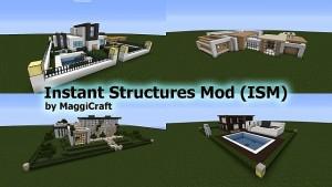 Minecraft Hile Instant Structures Mod 1