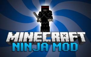 Minecraft Hile Ninja Mod 1.7.10