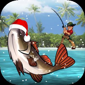 Paradise Fishing 3D v1.1.12.4 Hileli indir