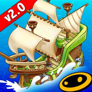 Pirates of Everseas v0.0.1000064 Hile Apk indir