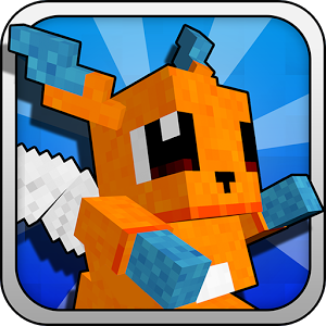Pixelmon Hunter v1.0.1 Android Hileli Apk Mod indir