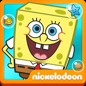 SpongeBob Moves In v4.22.01 Android Hile Mod Apk indir