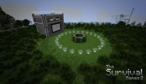 Survival Games 2 Map 1.8.1 - 1.7.10