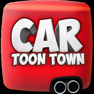 Yeni Android Hileli Car Toon Town v1.0.4 Apk indir