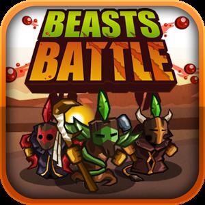 Beasts Battle Apk v1.100 Android Hileli indir