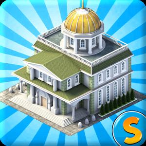 City Island 3 - Building Sim v1.0.8 Para Mod Hileli Apk indir