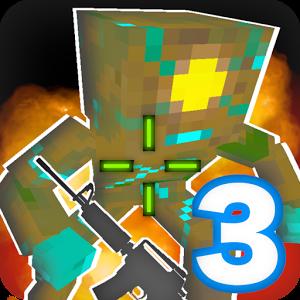 Death Blocks 3 v1.0.5 Para Hileli APK indir
