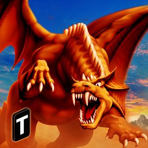 Dragon Flight Simulator 3D v1.3 Hile Apk indir