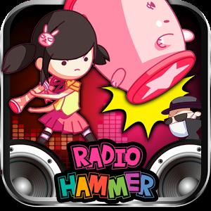 Radiohammer v2.5 Android Hileli Apk indir