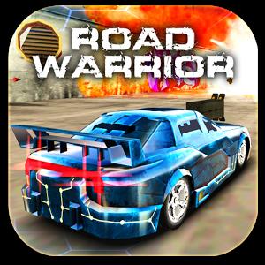 Road Warrior Crazy & Armored v1.0 Android Hileli Apk indir
