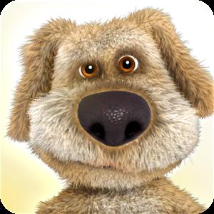 Ücretsiz Konuşan Köpek Ben v3.1 Hileli Apk indir