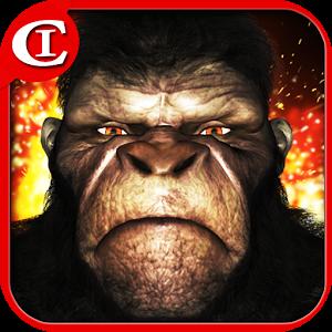 Assassin Ape 3D v 1.2 Android Apk indir