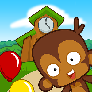 Bloons Monkey City v1.0.4 Mod Hileli Apk indir