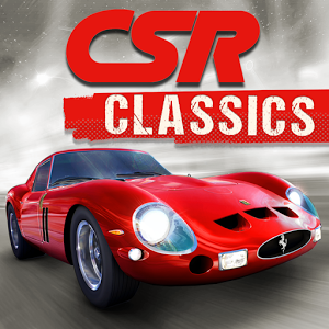 CSR Classics v1.5.0 Mod Hileli Android APk indir