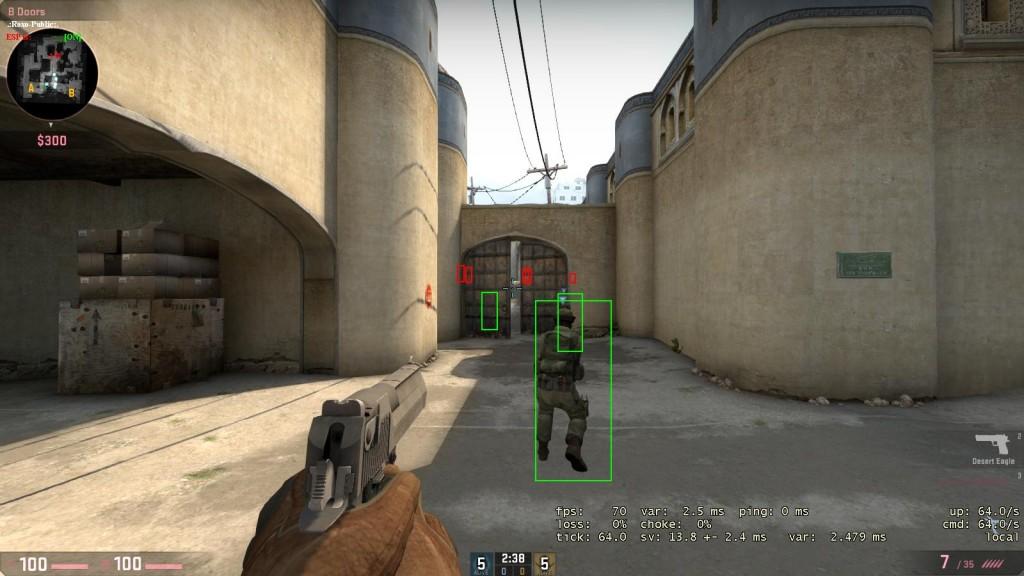 Counter Strike CSGO Hilesi Rename Multihack v2.0 indir