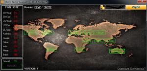 Counter Strike CSGO Server Regions Bot indir