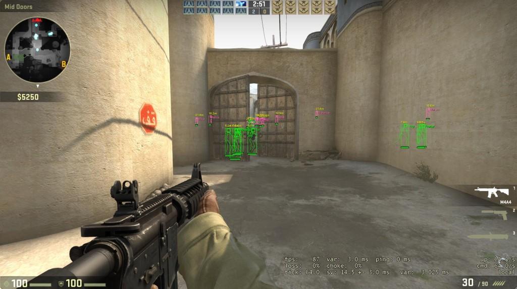 Counter Strike Hile CSGO Aimbot Multihack indir