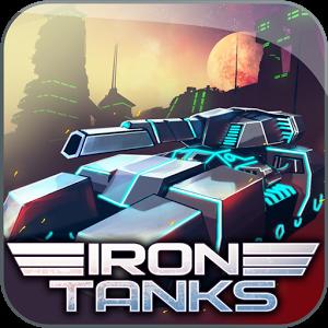 Iron Tanks Güncellendi v1.21 Hileli Apk indir
