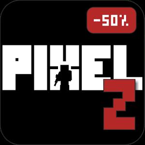 Pixel Z - Gun Day v1.01 Hileli Apk indir