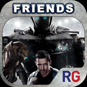 Real Steel Friends v1.0.67 Mod Hileli Apk indir